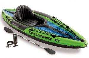 Intex Challenger K1 inflatable kayak