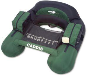 Caddis Sports Nevada Inflatable Fishing Float Tube