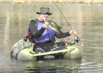 Classic Accessories Cumberland Inflatable Fishing Float Tube - great catch