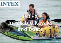 Intex Inflatable Kayaks and Boats