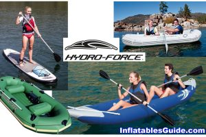 HydroForce Inflatable Boats Rafts Kayaks SUPs Dinghies