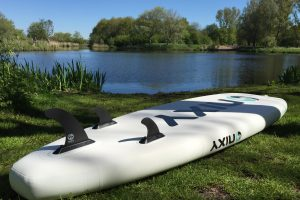 Nixy Newport G2 10'6 inflatable standup paddleboard