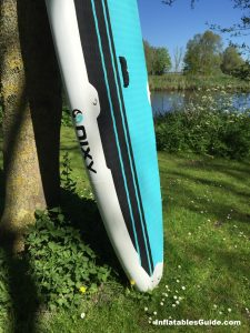 Nixy Newport G2 SUP - large deck pad