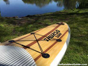Thurso Surf Waterwalker 11' iSUP - D rings