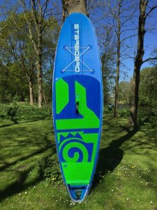 Starboard Atlas Zen 12' inflatable standup paddleboard SUP