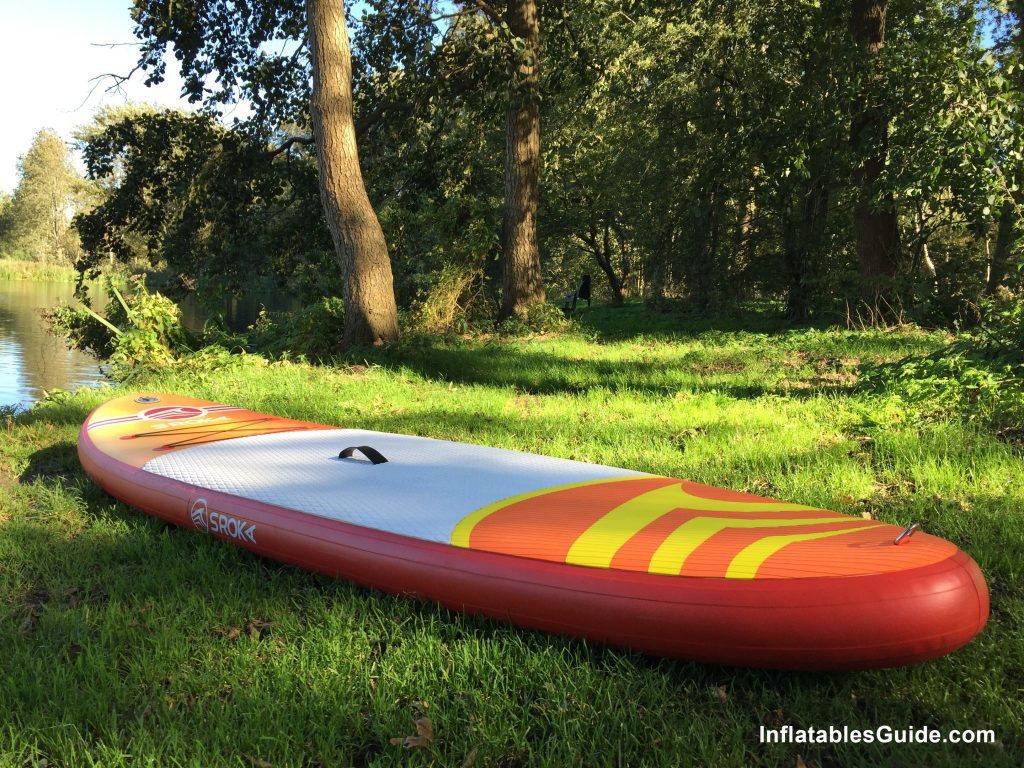 Sroka Malibu 10'6 inflatable SUP