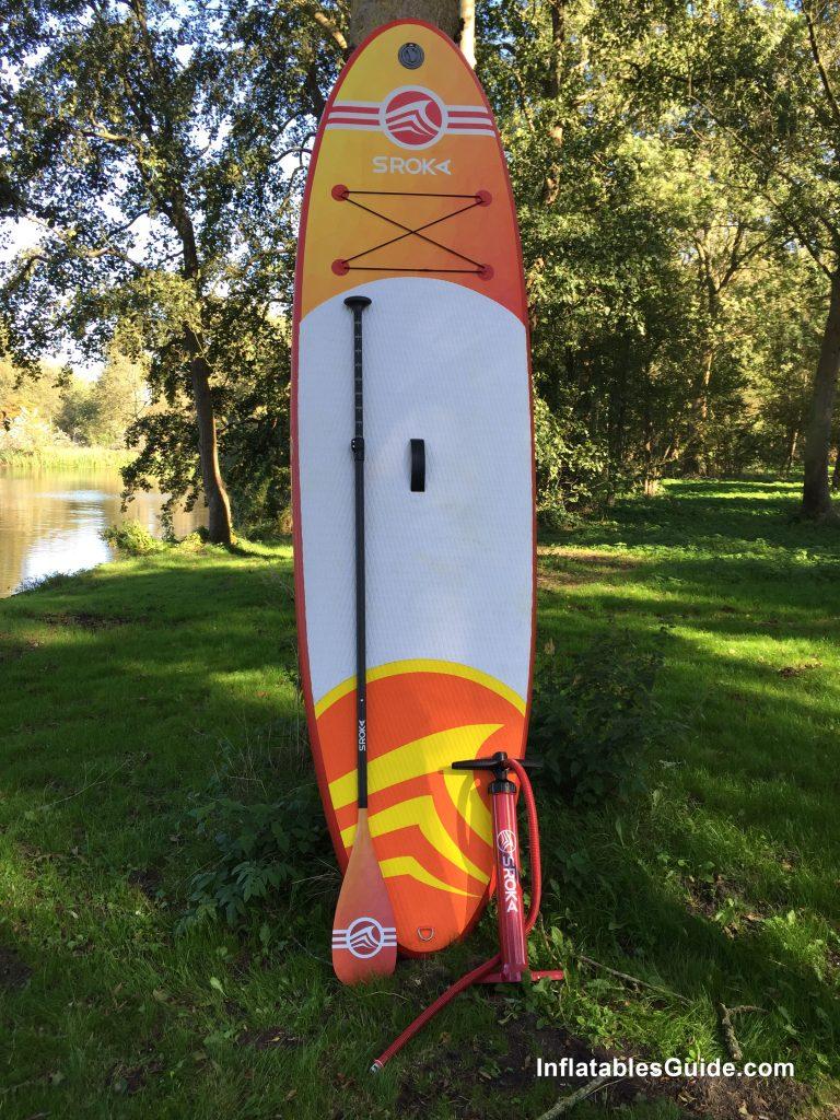 Sroka Malibu 10'6 standup paddleboard