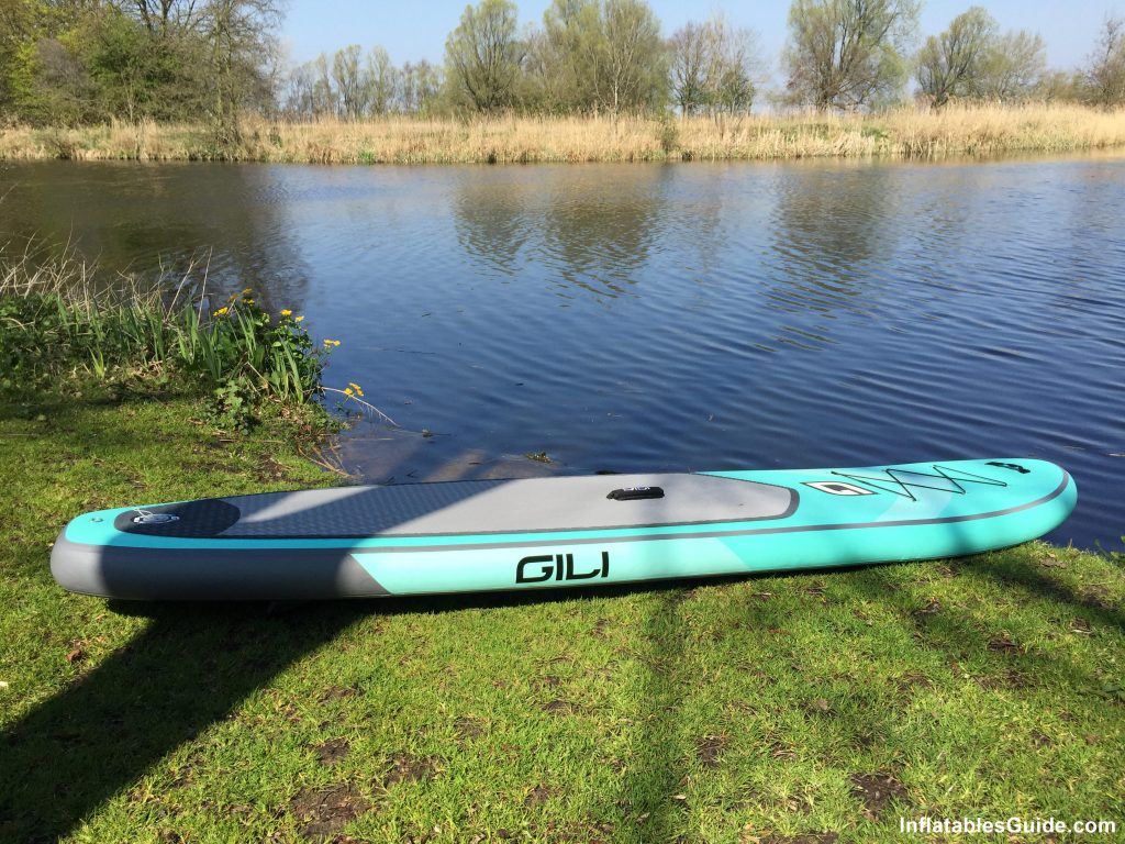 Gili Sports Air 10'6 SUP - all-around board