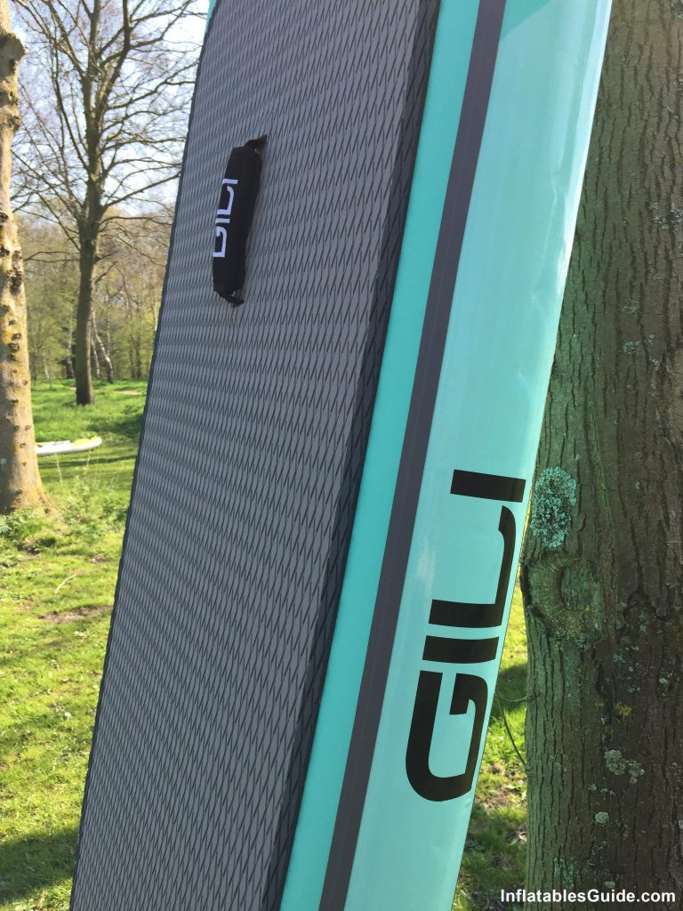 Gili Sport Air 10'6 SUP - EVA oversized deck pad