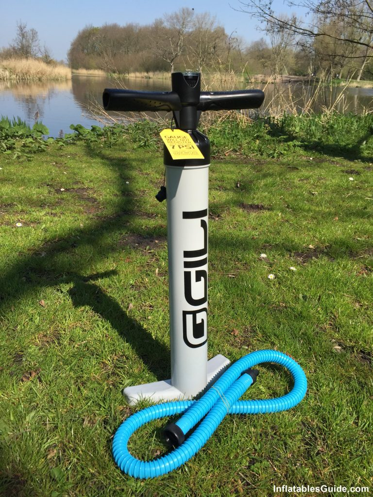 Gili Sports Air 10'6 Dual Action SUP Pump