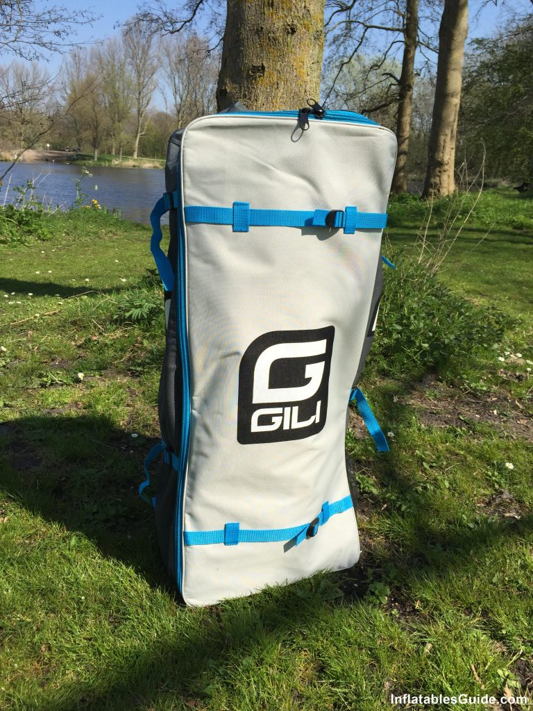 Gili Sports Air 10'6 Oversized bag backpack