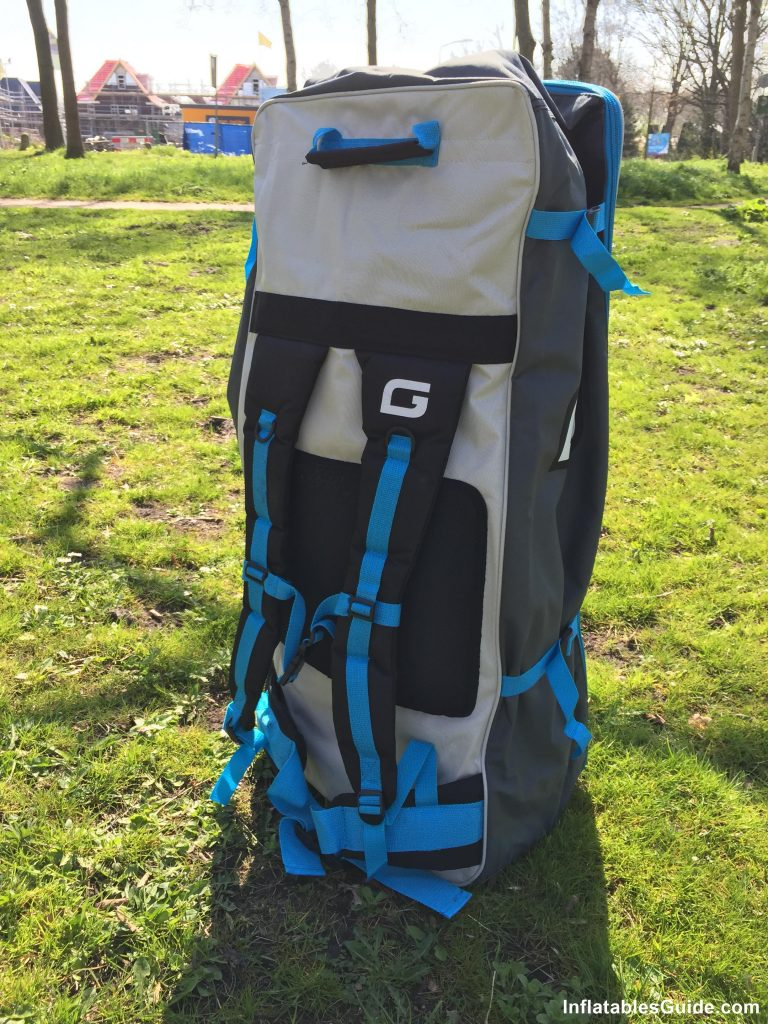 Gili Sports Air 10'6 Oversized transport backpack
