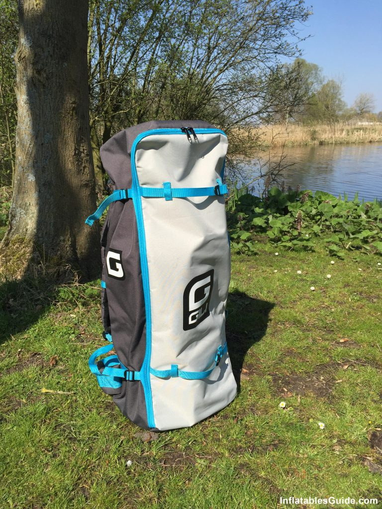 Gili Sports Adventure 11' SUP - large comfortable bag