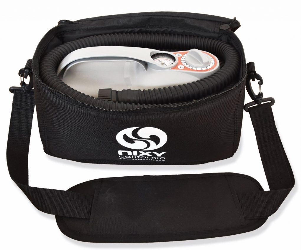 Nixy 12V Electric Pump Carry Bag