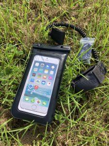 Chasing Blue Aqua Spirit Waterproof phone case