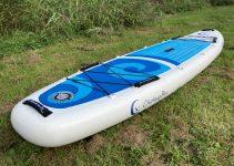 Chasing Blue Aqua Spirit 10'6 inflatable paddleboard