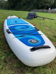 Chasing Blue Aqua Spirit standup paddleboard